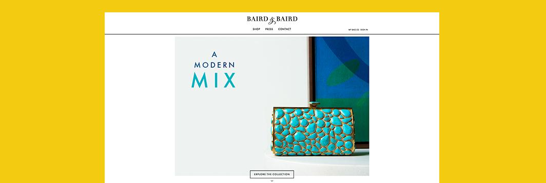 Ringside Design Baird & Baird