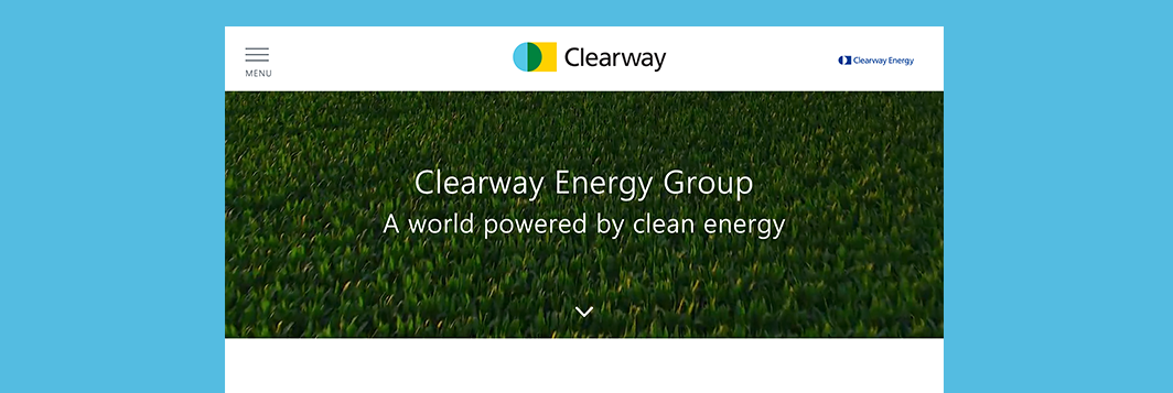Ringside Design Clearway Energy Group