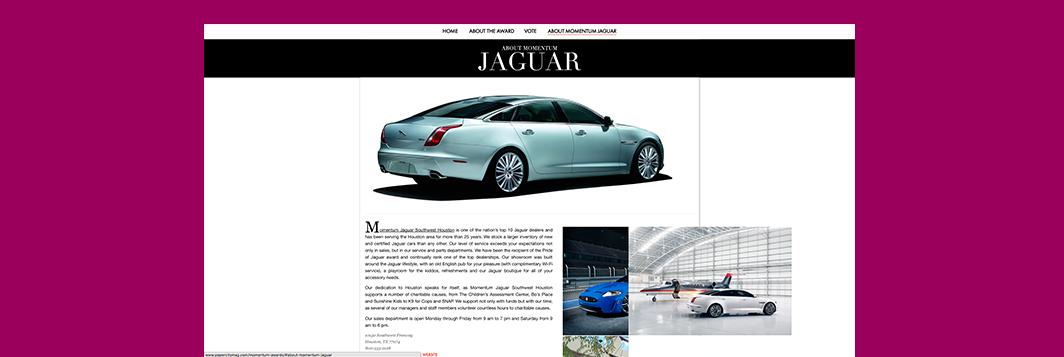 Ringside Design PaperCity Magazine