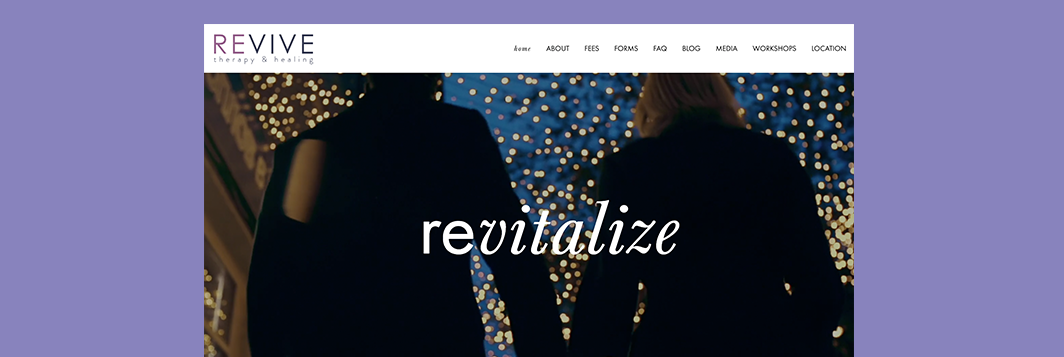 Ringside Design Revive Therapy  & Healing