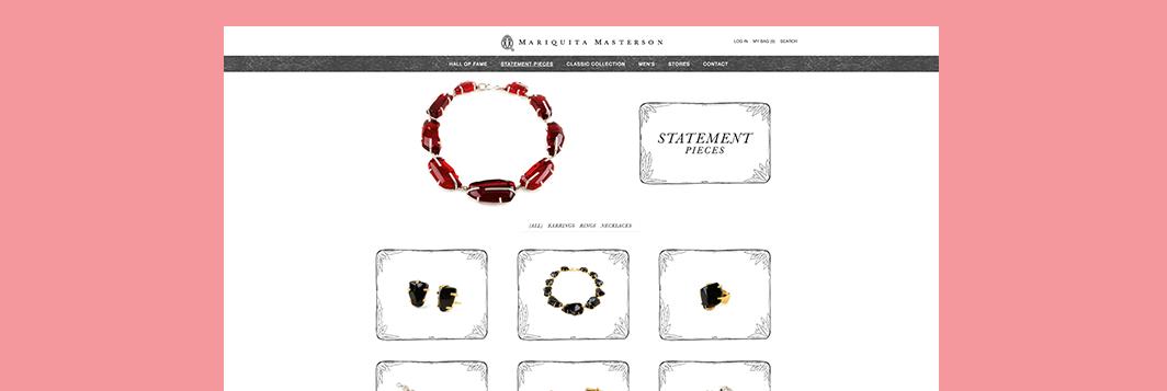 Ringside Design Mariquita Masterson