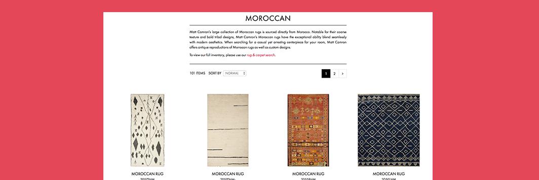 Ringside Design Matt Camron Rugs & Tapestries
