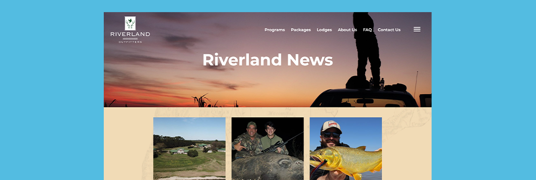 Ringside Design Riverland Outfitters