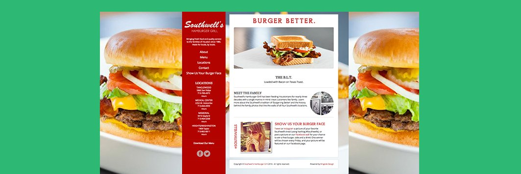 Ringside Design Southwells Hamburger Grill