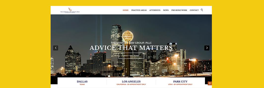 Ringside Design Vernon Law Group